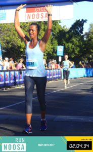 Noosa half marathon 2017