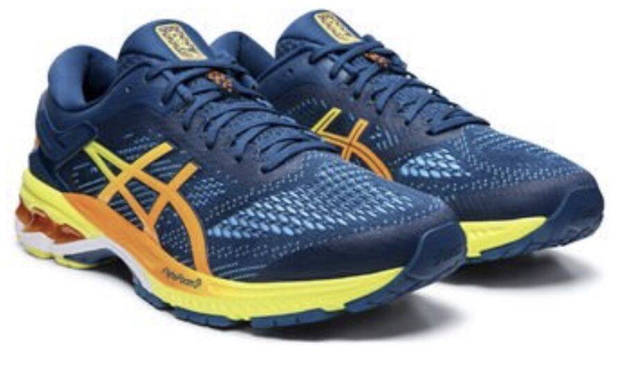 ASICS GEL-KAYANO 26 running shoe review