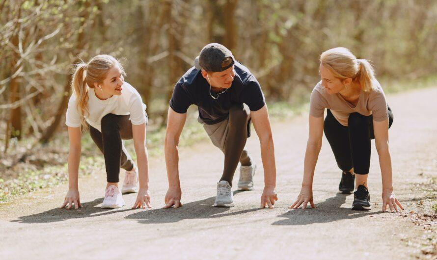 Running tips for beginners – FREE 0 to 5K training schedule